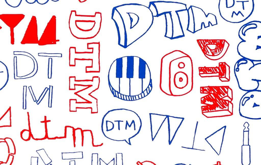 DTM for Super Beginners