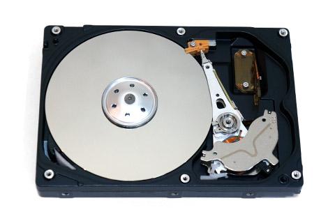 ハードディスク-2